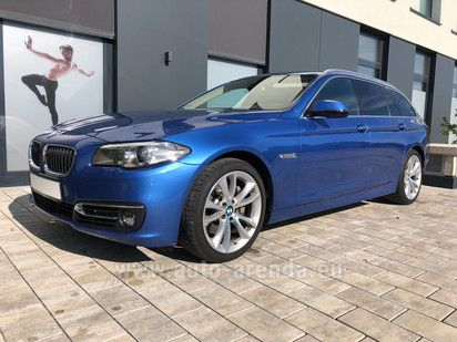 Buy BMW 525d Touring 2014 in Monaco, picture 1