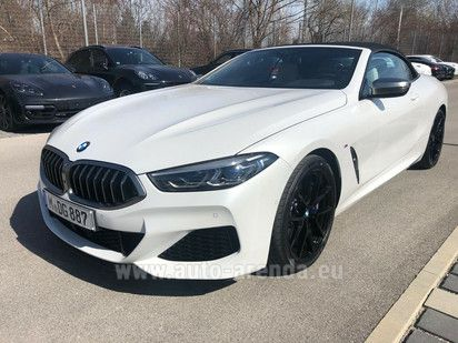 Buy BMW 8 Series Convertible M850i xDrive in Monaco