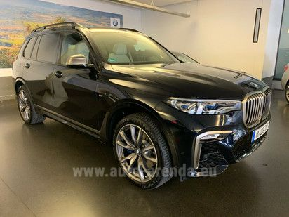 Buy BMW X7 M50d in Monaco