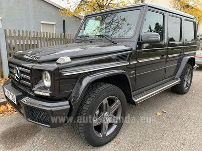 Buy Mercedes-Benz G 350 d 2018 in Monaco, picture 1