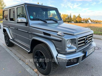 Купить Mercedes-Benz G-Class 500 Limited Edition 1 of 463 в Монако