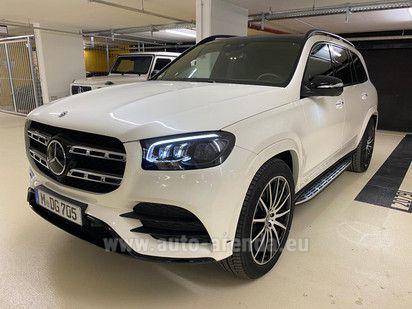 Купить Mercedes-Benz GLS 580 4MATIC 4.0L V8 в Монако