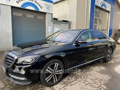 Купить Mercedes-Benz S-Class S 400 d Long 4Matic в Монако