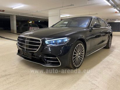 Купить Mercedes-Benz S 500 Long 4MATIC AMG Line в Монако