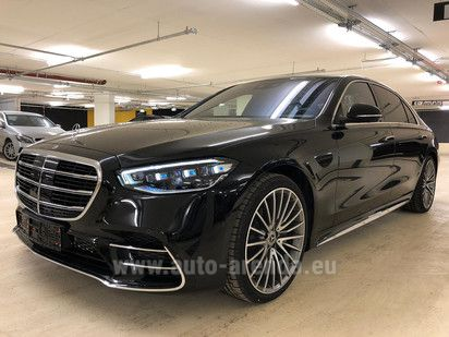 Купить Mercedes-Benz S 500 Long 4Matic AMG-LINE в Монако