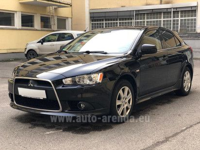Buy Mitsubishi Lancer Sport Instyle 2008 in Monaco, picture 1