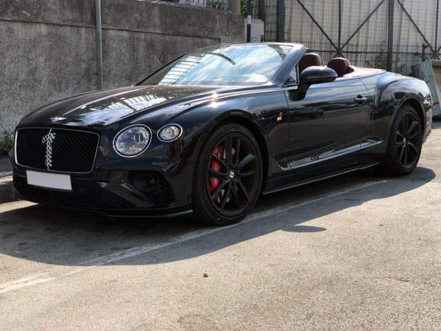 Cabriolet rental in Monaco