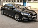 Rental in Monaco the car Audi A8 Long 50 TDI Quattro