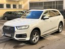 Rental in Monaco the car Audi Q7 50 TDI Quattro White