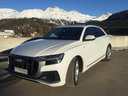 Rental in Monaco the car Audi Q8 50 TDI Quattro
