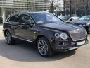 Rental in Monaco the car Bentley Bentayga 6.0 Black