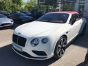 Rental in Monaco the car Bentley Continental GTC V8 S