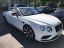 Rent-a-car Bentley Continental GTC V8 S in Monaco-Ville, photo 2