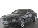 Rental in Monaco the car Bentley Mulsanne Speed V12