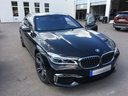 Rent-a-car BMW 750i XDrive M equipment in Monaco City, photo 5