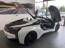 Rent-a-car BMW i8 Roadster Cabrio First Edition 1 of 200 eDrive in Fontvieille, photo 5
