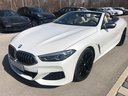 Rental in Monaco the car BMW M850i xDrive Cabrio