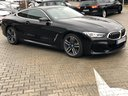 Rental in Monaco the car BMW M850i xDrive Coupe