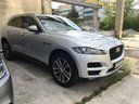 Rent-a-car Jaguar F-Pace with its delivery to Cote D'azur International Airport, photo 1
