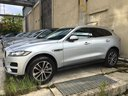 Rent-a-car Jaguar F-Pace with its delivery to Cote D'azur International Airport, photo 2