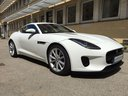 Rent-a-car Jaguar F-Type 3.0 Coupe in La Condamine, photo 1