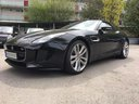 Rental in Monaco the car Jaguar F Type 3.0L