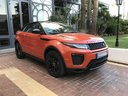 Rental in Monaco the car Land Rover Range Rover Evoque HSE Cabrio SD4