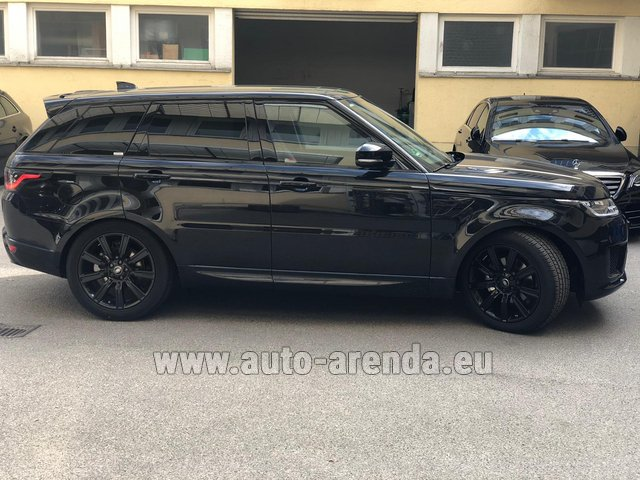 Land Rover Sport >> Rent The Land Rover Range Rover Sport Car In Monaco