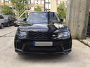Rent-a-car Land Rover Range Rover SPORT in Monaco City, photo 3