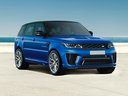 Rental in Monaco the car Land Rover Range Rover Sport SVR V8