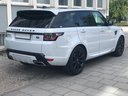 Rent-a-car Land Rover Range Rover Sport White with its delivery to Cote D'azur International Airport, photo 2