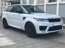 Rent-a-car Land Rover Range Rover Sport White with its delivery to Cote D'azur International Airport, photo 1