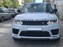 Rent-a-car Land Rover Range Rover Sport White with its delivery to Cote D'azur International Airport, photo 3