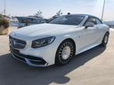 Rent-a-car Maybach S 650 Cabriolet, 1 of 300 Limited Edition with its delivery to Cote D'azur International Airport, photo 5