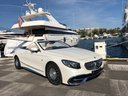 Rent-a-car Maybach S 650 Cabriolet, 1 of 300 Limited Edition with its delivery to Cote D'azur International Airport, photo 11