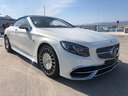 Rent-a-car Maybach S 650 Cabriolet, 1 of 300 Limited Edition with its delivery to Cote D'azur International Airport, photo 4