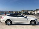 Rent-a-car Maybach S 650 Cabriolet, 1 of 300 Limited Edition with its delivery to Cote D'azur International Airport, photo 8