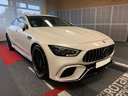Rent-a-car Mercedes-Benz AMG GT 63 S 4-Door Coupe 4Matic+ in Monaco-Ville, photo 2