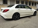 Rent-a-car Mercedes-Benz C-Class C43 AMG Biturbo 4MATIC White in La Condamine, photo 4