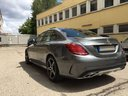 Rent-a-car Mercedes-Benz C-Class C43 AMG BITURBO 4Matic in Fontvieille, photo 2
