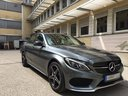 Rental in Monaco the car Mercedes-Benz C-Class C43 AMG BITURBO 4Matic