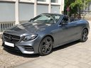 Rent-a-car Mercedes-Benz E 450 Cabriolet AMG equipment with its delivery to Cote D'azur International Airport, photo 1