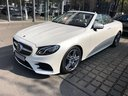 Rental in Monaco the car Mercedes-Benz E-Class E 300 AMG Cabriolet