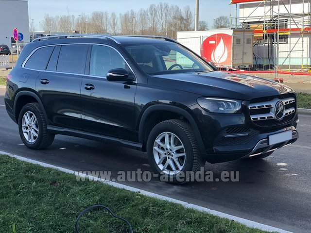 Прокат Мерседес-Бенц GLS 350 4Matic AMG комплектация в Монако
