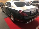 Rent-a-car Maybach S 560 4MATIC AMG equipment Metallic and Black in Fontvieille, photo 5