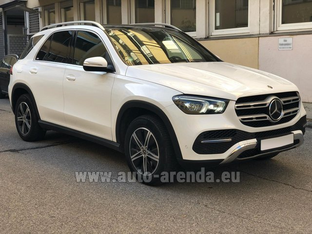 Rental Mercedes-Benz GLE 350 4Matic AMG equipment in Monaco City