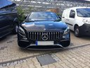 Rent-a-car Mercedes-Benz S 63 AMG Cabriolet V8 BITURBO 4MATIC+ with its delivery to Cote D'azur International Airport, photo 8