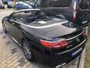 Rent-a-car Mercedes-Benz S 63 AMG Cabriolet V8 BITURBO 4MATIC+ with its delivery to Cote D'azur International Airport, photo 2