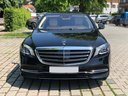 Rent-a-car Mercedes-Benz S-Class S400 Long 4Matic Diesel AMG equipment in Monaco, photo 4