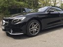 Rental in Monaco the car Mercedes-Benz S-Class S500 Cabriolet